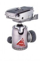 3Pod Offers Filmmakers 360 Degrees of Support with New H5 Ball Head, Available Exclusively at Adorama