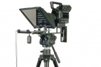 ***BVE 2012 PRODUCT LAUNCH*** Datavideo commits to Android tablets with its new TP-300 prompter kit