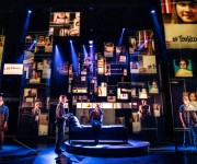 and lsquo;Dear Evan Hansen and rsquo; Opens in London with disguise vx 4 Powering Scenic Video Projections
