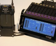 Aaton-Digital to introduce integration of CantarX3 HYDRA system with the new SONY digital audio transmission system at IBC