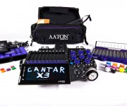 Aaton Digital presents its full system package at IBC2016 with the widely recognised CantarX3 recorder, Cantarem2 and additional new accessories
