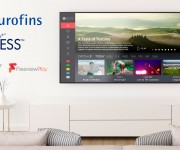 ACCESS Licences Ligada iSuite enabling NetFrontTM Browser BE to power next-generation Android and Linux HbbTV Smart TVs