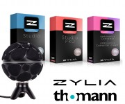 Acclaimed ZYLIA ZM-1 360-Degree Sound Recording System Available for Sale in Europe