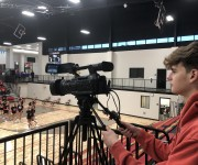 ACE Sports Scores With JVC Cameras and Switchers