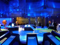 Adder Creates Atmosphere for Londons Science Museum