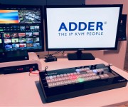 Adder KVM Technology Helping Power Pioneering IP Workflow for NewTek