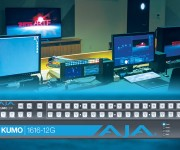 ADK Creative One Upgrades Commercial Post Facility With AJA 4K 12G-SDI Solutions