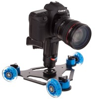 Adorama Introduces Flashpoint Video Shootskate II Dolly for Film and Video Production