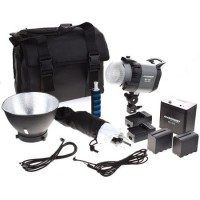 Adorama Introduces the Flashpoint 180 Monolight and Battery Kit