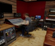AKA Design furniture chosen for Abbey Roads three new studio spaces plus mix room refurb