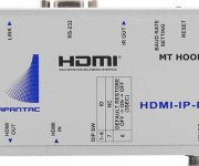 Apantac Launches HDMI over IP Extenders and amp; Receivers at NAB 2016