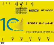 Apantac Launches Next Generation of HDMI 2.0 Distribution Amplifiers, Splitters, Matrices