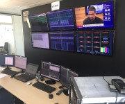 Apantac Multiviewers Provide VIDI with Visual Monitoring  During Major Sporting Events
