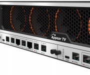 Appear TV Expands Compression Capabilities for Its  X Platform at ANGA COM 2019