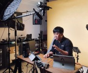 Aputure Asia Live Streams with Blackmagic Designs ATEM Mini and Pocket Cinema Camera 4K