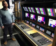 Arena Television Chooses Leader LV5350 Test Instruments for OB17 HD-HDR SDR Live Production Truck