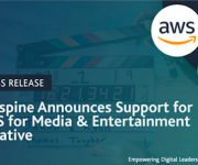 Arvato Systems Announces Vidispine Support for AWS for Media and amp; Entertainment Initiative