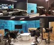 ATG Danmon Completes News Studio Systems for Cardiff Universitys School of Journalism, Media and Cultural Studies