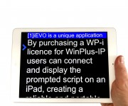 Autoscript Introduces iPad Prompting For WinPlus-IP