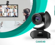 AVer and rsquo;s CAM540 and CAM340+ Certified for Google Meet