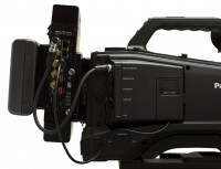 AVIWEST announces full DMNG PRO integration with Panasonic AG-HPX600 P2 camcorder