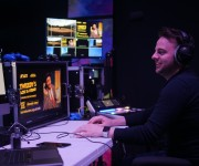 Award Winning Theatre Transforms into TV studio