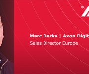 Axon Digital Design Appoints Marc Derks as Sales Director Europe