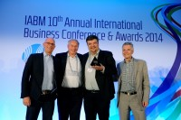 Axons Neuron Wins IABM Peter Wayne Award For Innovation