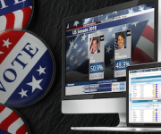 Bannister Lake Introduces Major Enhancements to Its Chameleon Election Module for the 2020 Election Cycle