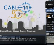 Bannister Lakes Chameleon Data Management Solution Powers Hamilton, Ontario-Based Cable 14s New On-Air Look