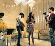 Ben Hausdorff Shoots Pentatonix and Kirstin Maldonado Music Videos with Pocket Cinema Camera 4K