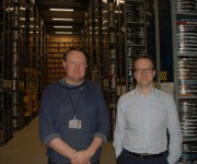 BFI National Archive installs DFTs Scanity
