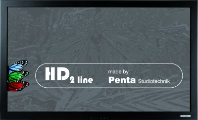 PENTA Launches HD2line Pro High-Quality LCD Monitors