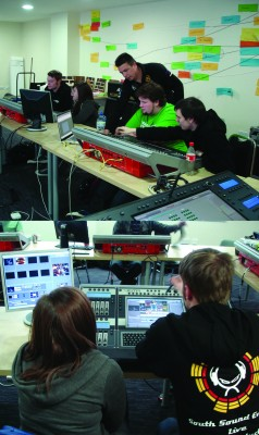 AC-ET Provides Lighting and amp; Media Control Masterclass for BACKSTAGE ACADEMY and reg; with Jands Vista