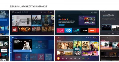 ACCESS and ZEASN partner for next gen Smart TV experiences