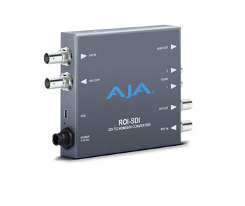 AJA Announces New Mini-Converters at IBC 2016