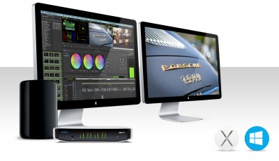 AJA Releases New Unified KONA and Io Software Delivering