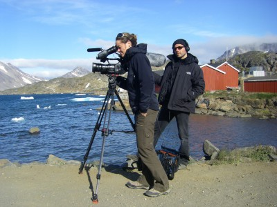 Art House Film Project: Visualization of Green-landic Sound Sources