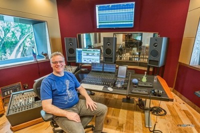 Artist Producer Beto Hale Chooses PMC Monitors For His Stunning New Studio