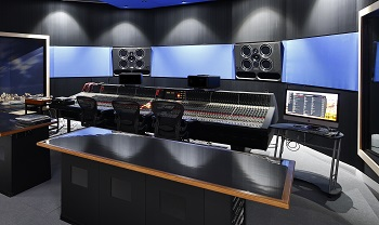 New Look Studios 301 Installs PMC Flagship Monitoring