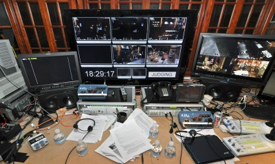 AVIOMS Pro16 System is Main Ingredient for Food Network Program Chopped