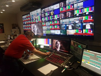 Axon Focuses on Powerful IP Processing and Control at BVE 2019