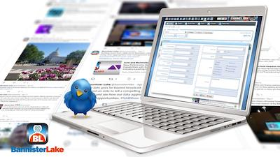 Bannister Lake Updates and Enhances Twitter Search, Aggregation, and