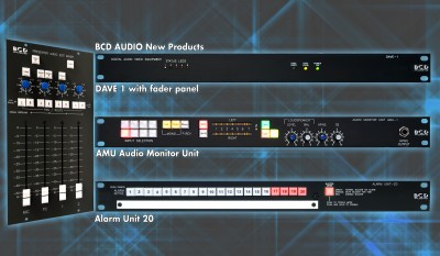 BCD AUDIO at SoundPro 2015