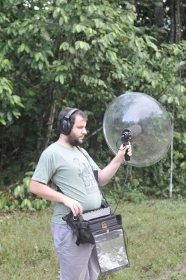 Blind Nature Recordist Trusts Sound Devices to Capture Birdsong and Soundscapes