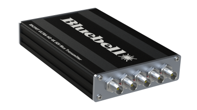 Bluebell Opticom to Present New Remote Configuration Features of BN390 Multiplexer