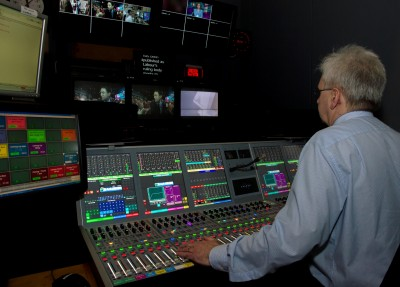 British Media Giant ITN Installs Calrec Console to Drive Audio for Channel 4 News