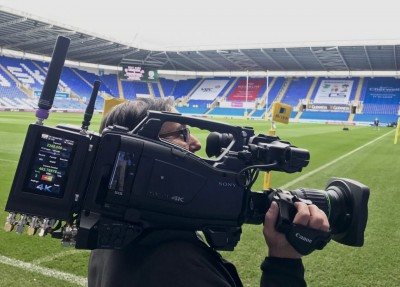 BSI races to be the first broadcast company to use  4K wireless camera system as part of a live production