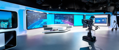 BULGARIAS bTV MEDIA GROUP SELECTS AUTOSCRIPT PROMPTING AND VINTEN CAMERA SUPPORT SOLUTIONS