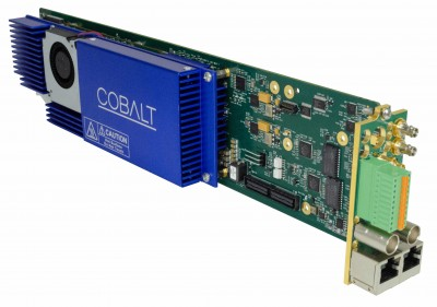 Cobalt Enriches Encoders and Decoders with Unique Features